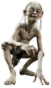 Image result for gollum bacon