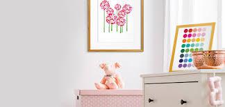 kids room wall art ideas prints
