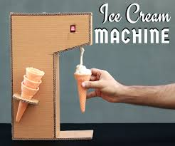Mobile Ice Vending Machines Awesome Icecream Vending Machine From Paper Cardboard 48 Steps With Pictures