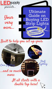 everything you need to know about led strip lights set up your led project with