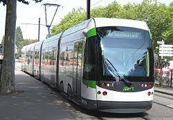 Железнодорожный транспорт во Франции Википедия Трамваи править править код
