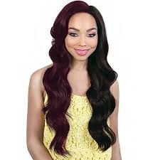Motown Tress Color Chart Motown Tress Pre Plucked Deep Part Lets Lace Wig Ldp Tasha