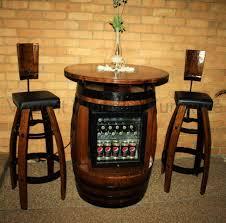 furniture made from wine barrels. Livingroom:Wood Barrel Furniture Ilbl Co Inspiring Rocking Chairs Made From Wine Barrels Adirondack Plans W