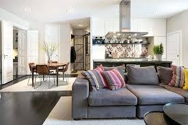 open plan kitchen sitting room ideas