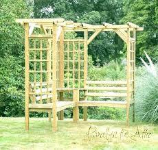 garden bench with arch garden arbour bench garden seat with storage trellis design garden arbour seat garden bench with arch