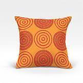 <b>Декоративная подушка ТомДом Мбау-О</b> (оранж.) | www.gt-a.ru