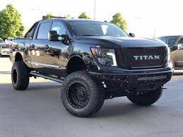 Latest Creation Equipped With Our Nissan Titan Front Rear Bumpers Nissantitanxd Titanoftitans Timdahlenissansouth Nissan Titan Nissan Titan Lifted Nissan