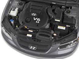 Image: 2008 Hyundai Sonata 4-door Sedan V6 Auto GLS Engine, size ...