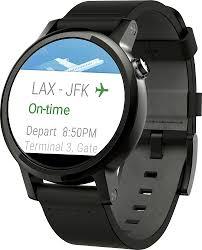 moto 2nd gen watch. moto 360 (2nd gen) stainless steel \u2013 black leather, 42mm 2nd gen watch