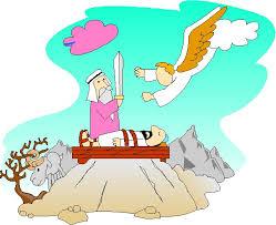 Resultado de imagen para abraham sacrifica a isaac niños