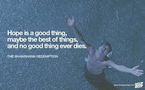 hollywood movies that will change the way you look at life the shawshank redemption