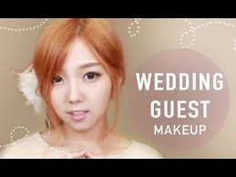 do you like a soft makeup for attending a wedding party today i will be showing you how to create an easy and simple wedding guest makeup