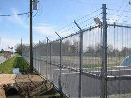 Decorative Security Fencing Wirewall Welded High Security Fencing Security Application