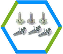 Price List Hex Head Bolt With Plain Spring Washer Ss