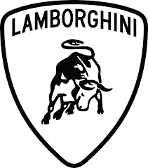 lamborghini logo black and white. Contemporary And Lamborghini Logo Black And White Id 174298 Inside A