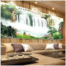 Image feng shui living room paint Beige Feng Shui Living Room Paintings Living Room Painting Decorative Painting Landscapes Painted Waterfall Flowing Cornucopia Of Making Money Interior Decoration Cameronedwardsme Feng Shui Living Room Paintings Living Room Painting Decorative