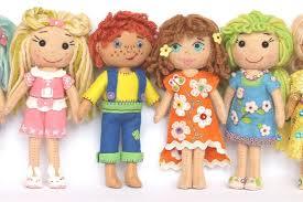 Ляльки із фетру ручної роботи, куклы из фетра ручная работа - Каталог  рукоділля #59674