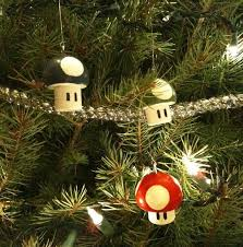 SUPER MARIO Star Christmas Tree Topper  Geek DecorSuper Mario Christmas Tree