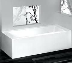 alcove bathtub deepest cast iron mirolin sydney reviews 60 x 30 acrylic alcove bathtub