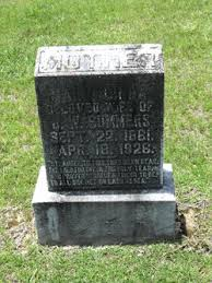 Mary Linda Summers (1861-1926) - Find A Grave Memorial