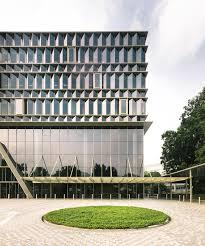 Icn Design International Pte Ltd Serie Completes Flagship Building At Singapore Science Park