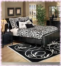 black and white bedroom decor. Bedroom Elegant Decor Black Cool And White S
