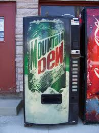 Mtn Dew Vending Machine Awesome Old Mountain Dew Vending Machine A Photo On Flickriver