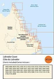 Canadian Charts For Opencpn Rm Atl04 Labrador Coast