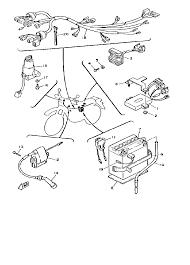1981 Yamaha Xt 250 Wiring Diagram