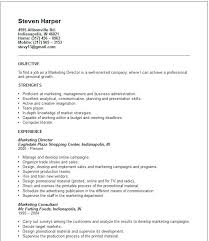 Resume Job Description Samples Marketing Coordinator Resume Barista ...
