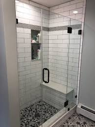 custom frameless shower doors
