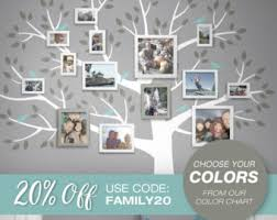 Small Picture Family Tree Wall Decal Tree Wall Sticker Nature Wall Decal
