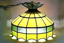stained glass hanging light stained glass hanging light s vintage stained glass hanging light fixture stained