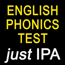 The phonetic alphabet or the spelling alphabet will show your customers that you want to get it right for them. English Phonics Test Just Ipa By Thrass Uk Ltd