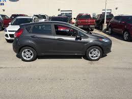New 2017 Ford Fiesta SE HatchBack 4 Door Car in Winnipeg, MB 17P4E03