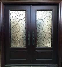 mahogany front doors with glass double door entry incredible double entry doors mahogany front doors double