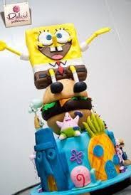 Cakes Spongebob Cakes Design