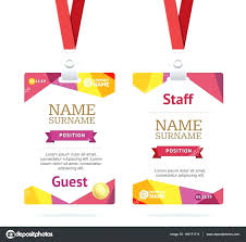 identity card template word template microsoft word id card template employee templates
