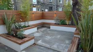 Small Picture Latest Gardens Anewgarden Decking Paving Design Streatham