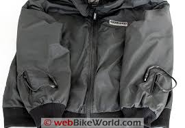 gerbing microwire heated jacket liner review webbikeworld gerbing s microwire heated jacket liner glove connectors