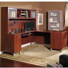l shaped desk with hutch. Unique Hutch Shop Oliver U0026 James Cassatt 71inch Lshaped Desk  Free Shipping Today  Overstockcom 20831090 For L Shaped With Hutch D