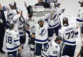 Tampa Bay Lightning: 2020 Stanley Cup ...