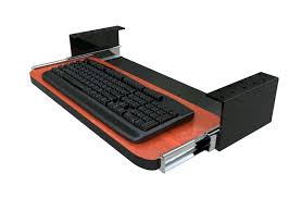 desk keyboard extension under desk mount keyboard trays under desk adjule wood keyboard trays under