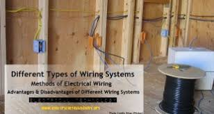single phase three phase wiring diagrams different types of wiring systems and methods of electrical wiring