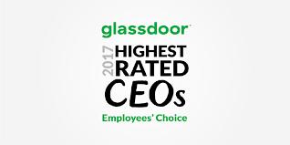 glassdoor names ken mcelrath among highest rated ceos