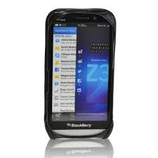 Blackberry Z30 Fitted Black Leather ...