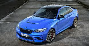 BMW представила экстремальное купе M2 CS — Motor