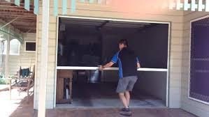 lifestyle garage door screens door screen combo screens com commercial conversion lifestyle cost retractable stunning garage