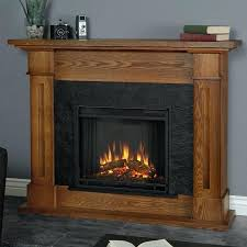 oak electric fireplace cabaret entertainment center in distressed 32mm90188 o117
