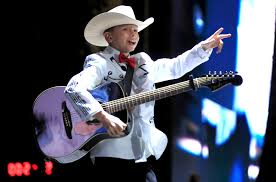 Mason Ramsey 11 Is Newly Famous On Country Charts